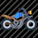 bikes, motor, motorbike, motorcycle, sports, transportation icon