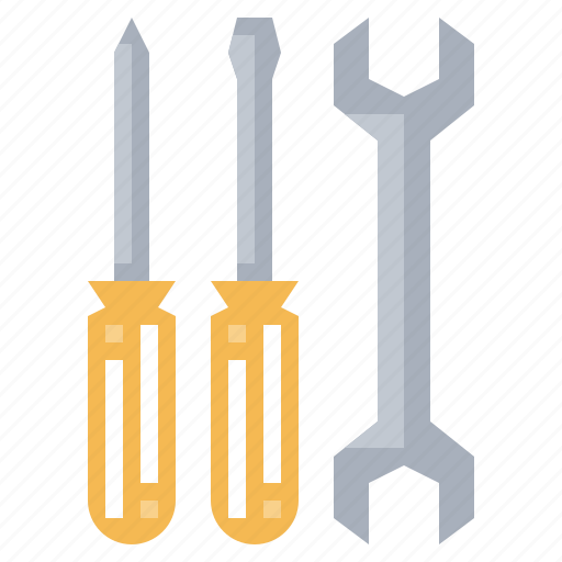 Edit, home, repair, screwdriver, settings, tools, wrench icon - Download on Iconfinder