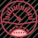 measure, meter, performance, speed, speedometer, time and date
