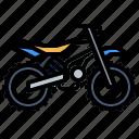 motocross, motorbike, motorcycle, transport, transportation