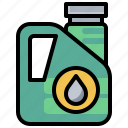 energy, gasoline, industry, oil, petroleum icon