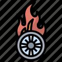 automobile, drive, driver, garage, tire, transport, wheel icon