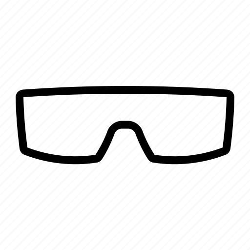 accessory, eye protecter, glasses, motorcycle, spectacles icon