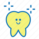 character, dental, dentist, medical, molar, tooth icon
