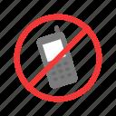 cinema, movie, mute, no phone, off, phone, silence