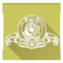 goldwyn, mayer, metro, metro goldwyn mayer icon