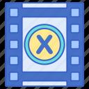 cinema, movie, rating icon