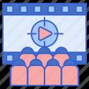 cinema, film, movie, video