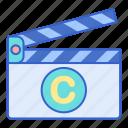 copyright, film, law, movie