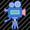 camera, film, media