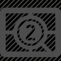 cinema, countdown, film, movie, screen, video icon