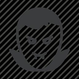 avatar, blood, dracula, halloween, horror, monster, vampire icon