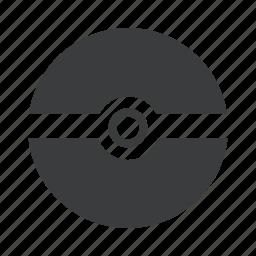 ball, cinema, movie, pokeball, pokemon icon