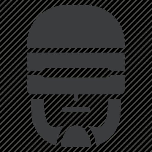 avatar, cinema, film, movie, robocop icon