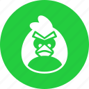 fly, movie, angry, character, bird, game, wings icon