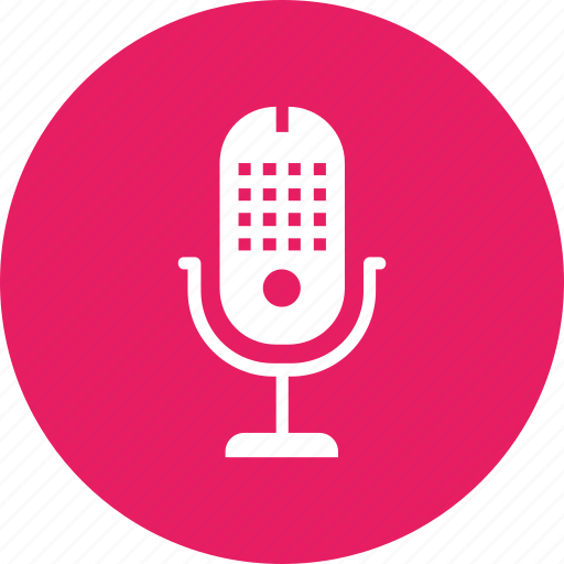 loud, microphone, mike, music, sing, speak, speech icon