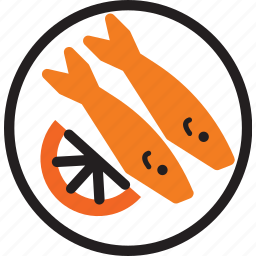 dish, fish, grilled, mozambican cuisine, mozambique, sea food icon
