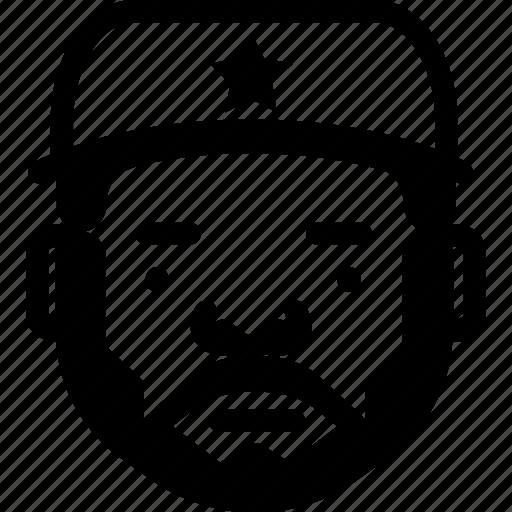 communism, historical figure, machel, man, mozambique, president, samora icon