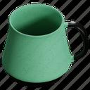 mug, cup, porcelain, drink, glass, coffee