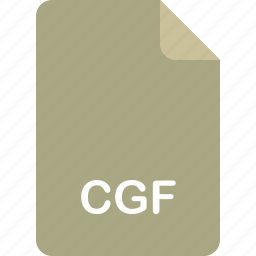 cgf icon