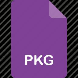 pkg icon