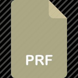 prf icon