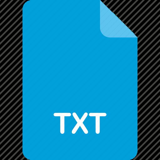 txt icon
