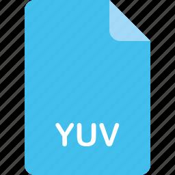 yuv icon