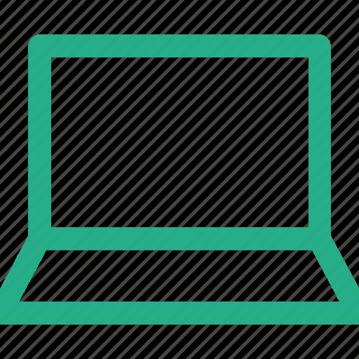 computer, electronics, laptop icon icon
