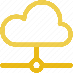 cloud, connection, network icon icon