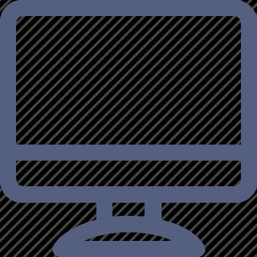 lcd, plasma, television, tv icon icon