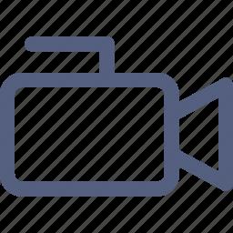 camera, movie, video icon icon