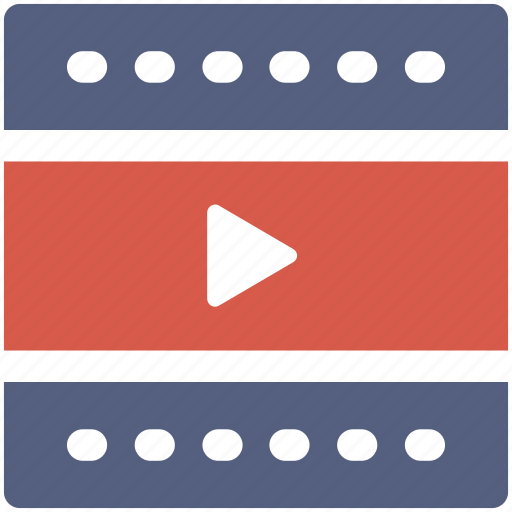 film, film negative, filming, negative, photo negative, photography, video icon icon