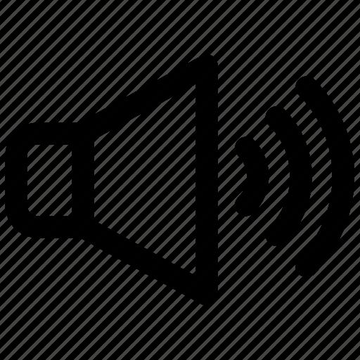 Speaker, volume icon icon - Download on Iconfinder