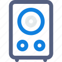 box, sound, soundbox icon icon