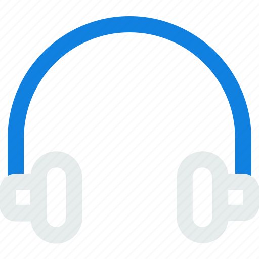 ear phone, head phone, headphones, music icon icon