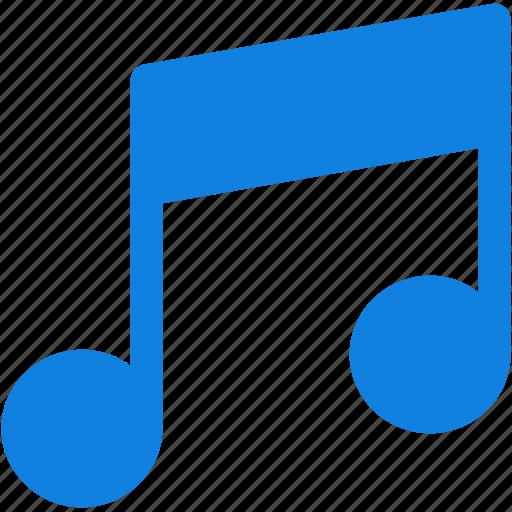 music, note, sound icon icon