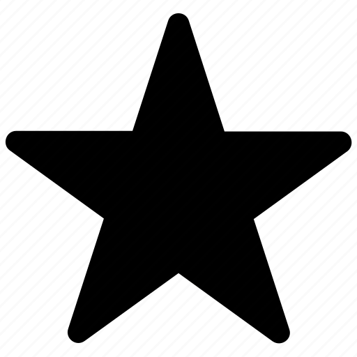 bookmark, favorite, star icon icon