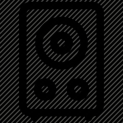 box, sound, soundbox icon icon