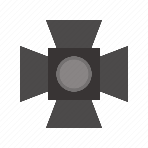 Cinema, gadget, lamp, media, multimedia, tool, video icon - Download on Iconfinder