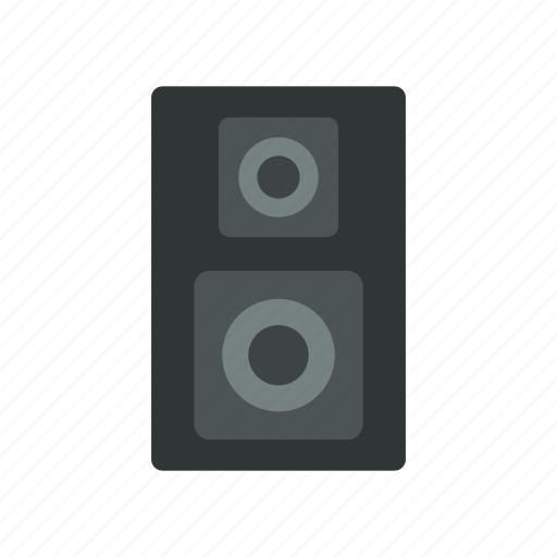 Gadget, media, multimedia, tool, video, woofer icon - Download on Iconfinder