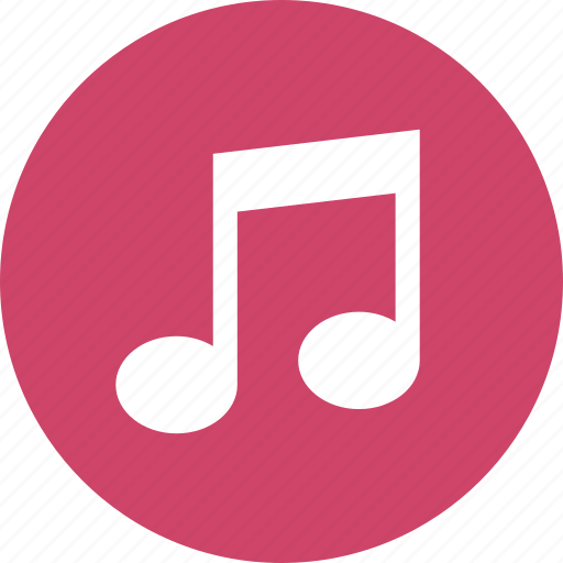 Audio Melody Music Notes Song Sound Icon