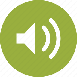 loud, on, sound, speaker, volume icon