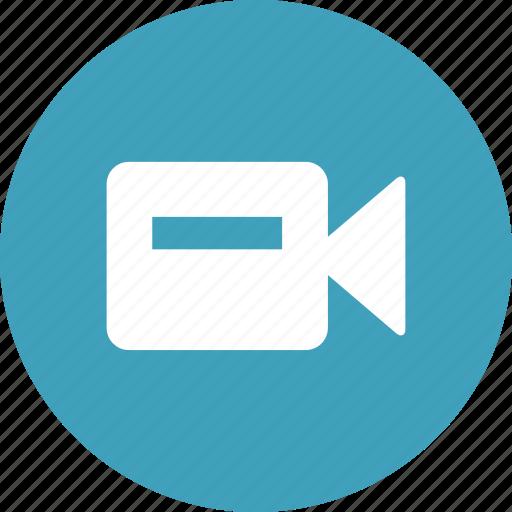 camcorder, camera, director, film, movie, video icon