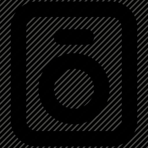 audio, icon, multimedia, music, speaker icon