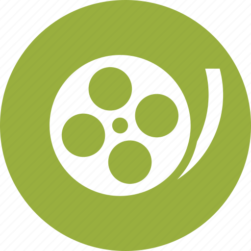 cinema, film, media, movie, reel icon