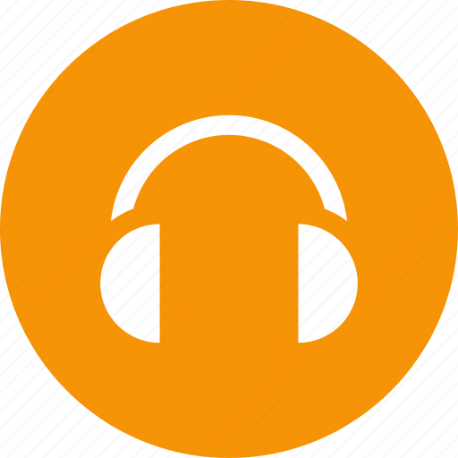 audio, headphone, listen, music, sound icon