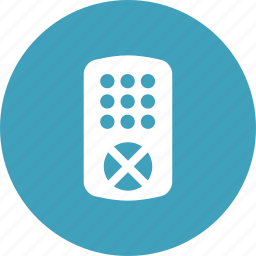 control, controller, entertainment, remote, tv, wireless icon