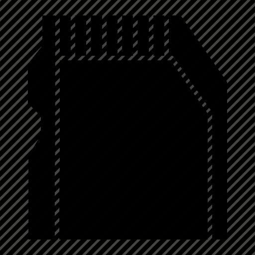 card, sd, storage, technology icon