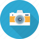 camera, digital, lens, multimedia, photography, shutter icon